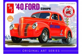 1940 Ford Coupe Original Art - 1/25