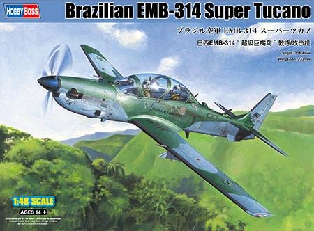 EMB-314 Super Tucano ALX/A-29 - 1/48
