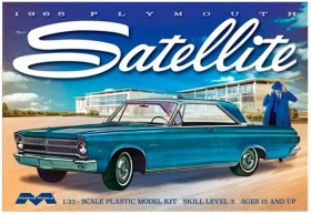 Plymouth Satellite 1965 - 1/25
