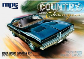 1:25 1969 DODGE COUNTRY CHARGER