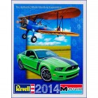 Catálogo Revell USA 2014