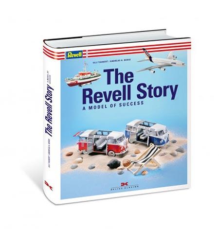 Livro A História da Revell - The Revell Story - 176 pgs. - 21 x 24 cm - Capa dura - Em inglês