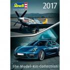 Catálogo Revell 2017 (em inglês e alemão) - NOVIDADE!