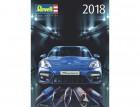 Catálogo Revell 2018 (Inglês/Alemão) - NOVIDADE!